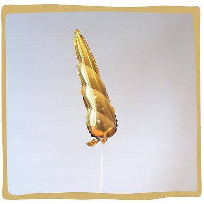 Eenhoorn - Hoorn - 30cm