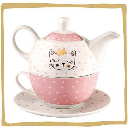 Cute Cat - Thee Set