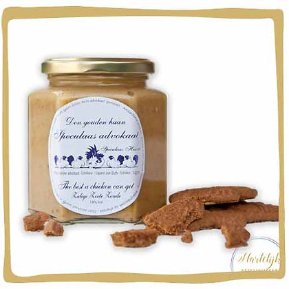 Speculoos Advocaat - 125ml