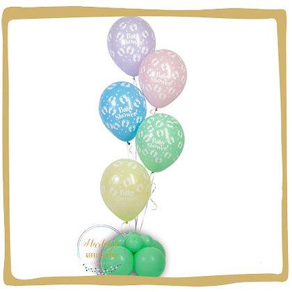 Baby Shower - Ballon Boeket