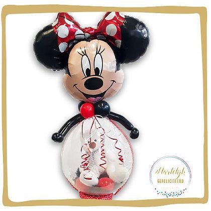 Minnie Mouse Cadeauballon