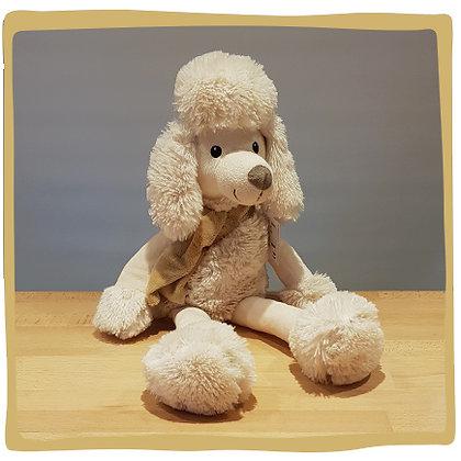 Poodle - Beige