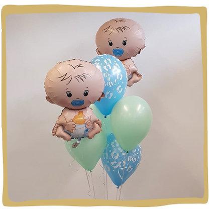 Baby - Ballonboeket MAXI