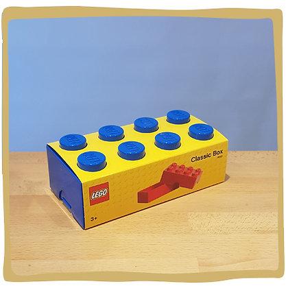 Lego Boterhamdoos - Blauw