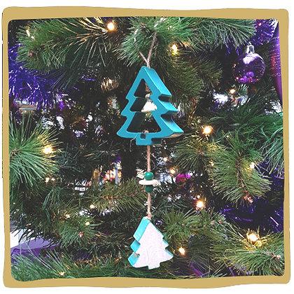 Kerstbal - Kerstboom Slinger - Groen