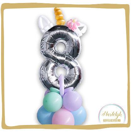 Unicorn Birthday Decoratie