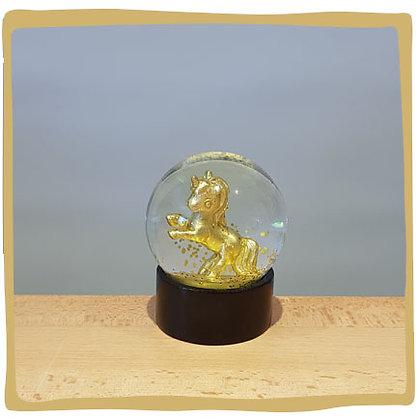 Sneeuwbal Unicorn - White Gold