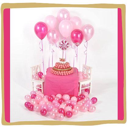 Verjaardagsset - Pretty Pink