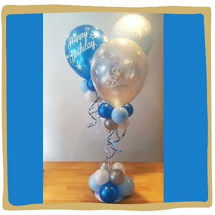 Happy Birthday -  Tafeldecoratie
