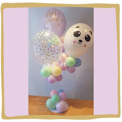 Panda verjaardag - Tafeldecoratie*