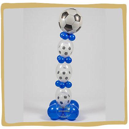 Wiebelpilaar Voetbal - 1m80
