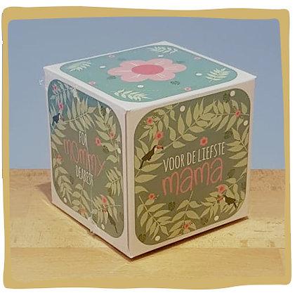 TissueBox - Voor de Liefste Mama