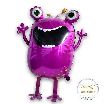 Folieballon- Monster