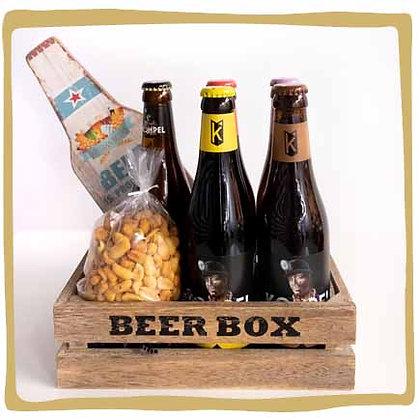 Bierbox  Hout