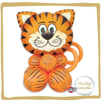 Gestreepte tijger