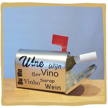 Brievenbus Wijn