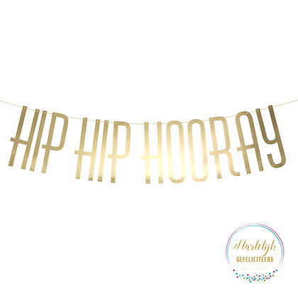 Slinger- Hip Hip Hooray