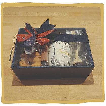 Gezellig Kerst Chocolademelk Pakketje