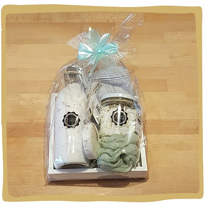 Luxe Giftset - Clean Cotton
