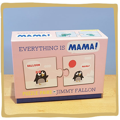 Everything is Mama - Jimmy Fallon