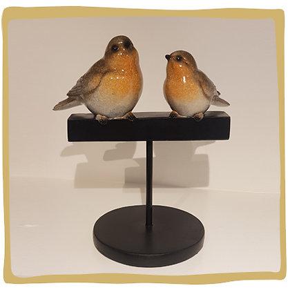 Vogeltjes - Decoratie