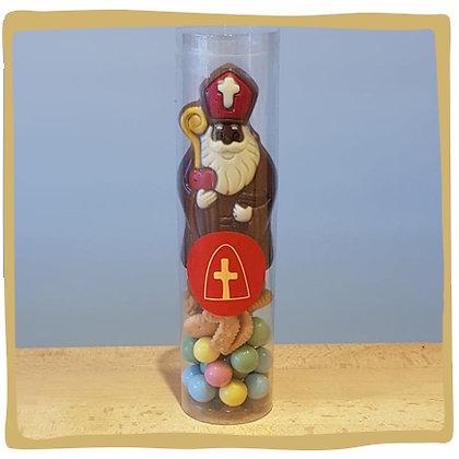 Chocolade Sinterklaas - Pops pastel