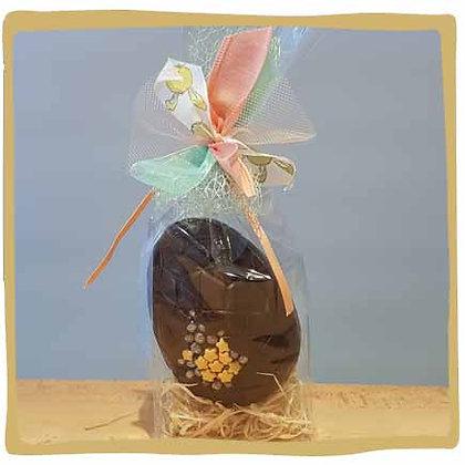 Luxe Paasei - Fondant chocolade