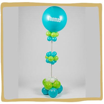 Gepersonaliseerde Ballon Pilaar