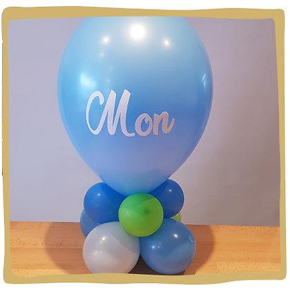 Gepersonaliseerde Latex Ballon - Tafeldecoratie