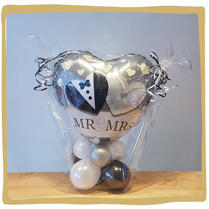 Mr & mrs ballondeco