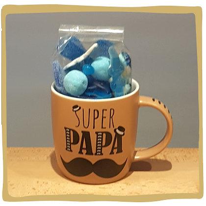 Super Papa Mok + Snoep