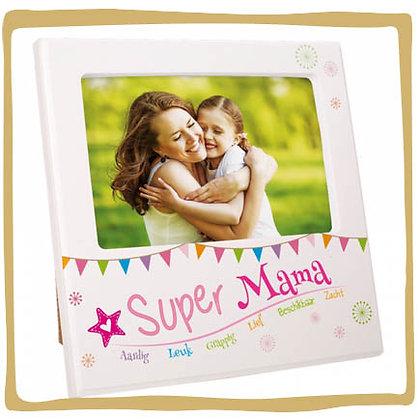 Super Mama - Fotolijst