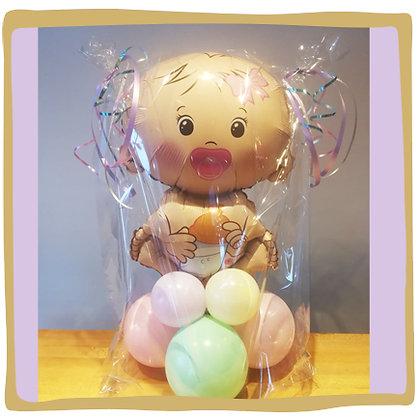 Baby - Ballondecoratie