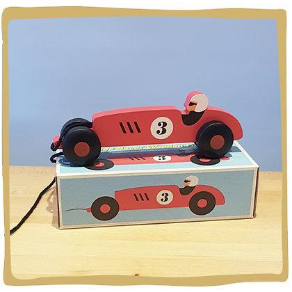 Trekwagen - Race Car