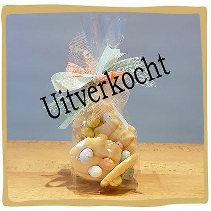 Paasnestjes - Witte Chocolade