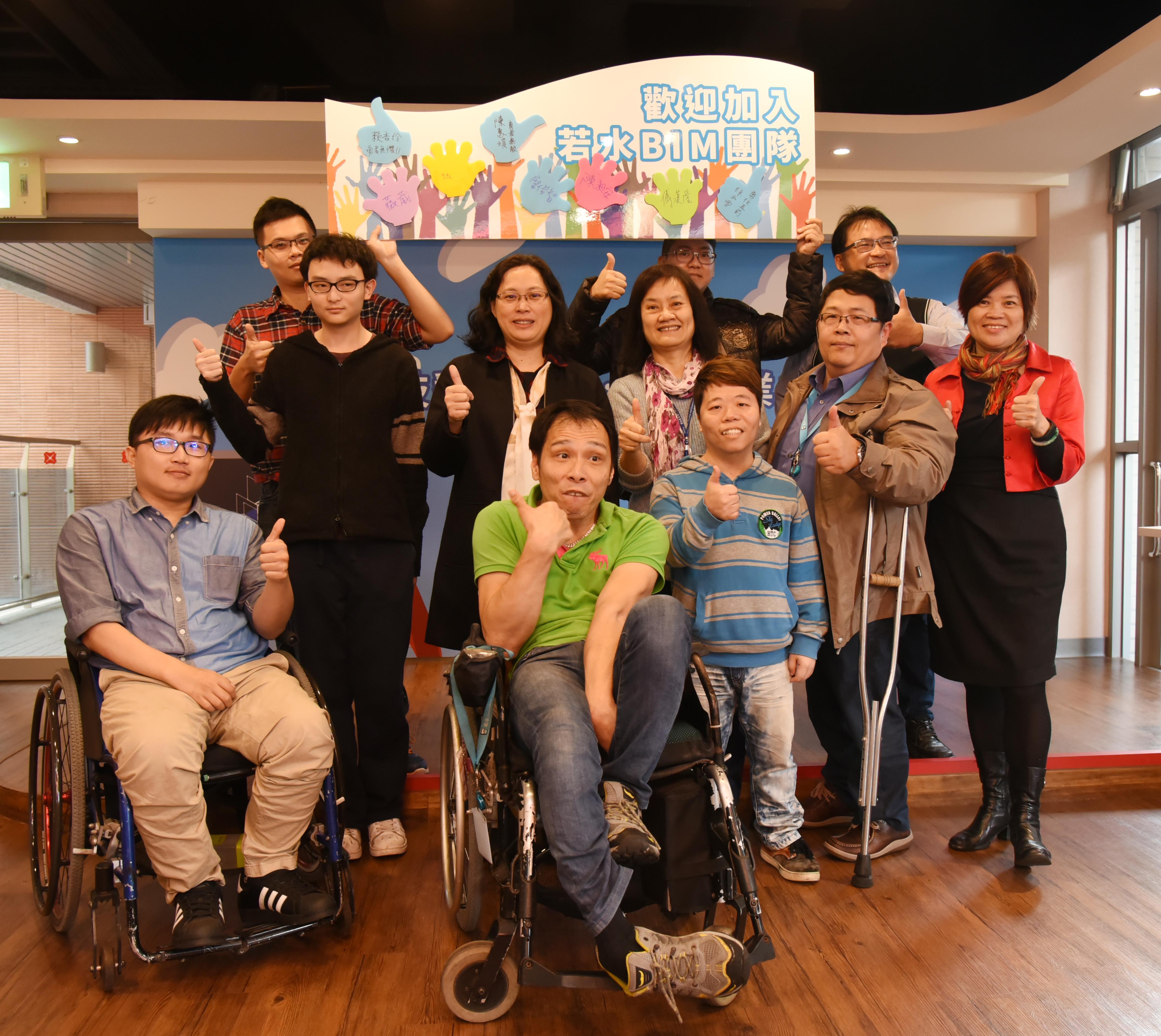 台北市勞工局 - 賴香伶局長來訪