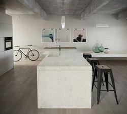 Lunar - Kitchen