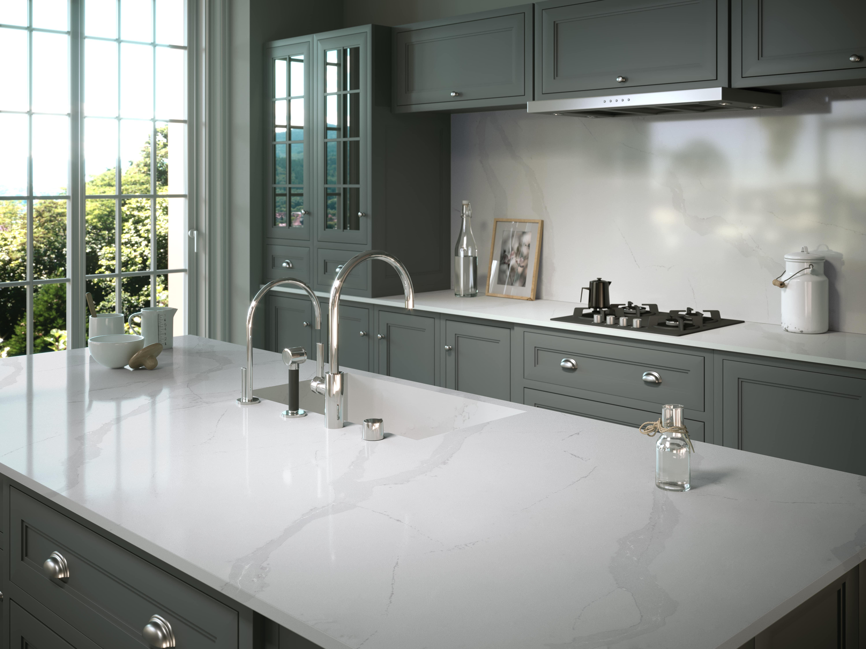 Classic Calacatta - Kitchen