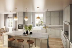 White Macaubas - Kitchen
