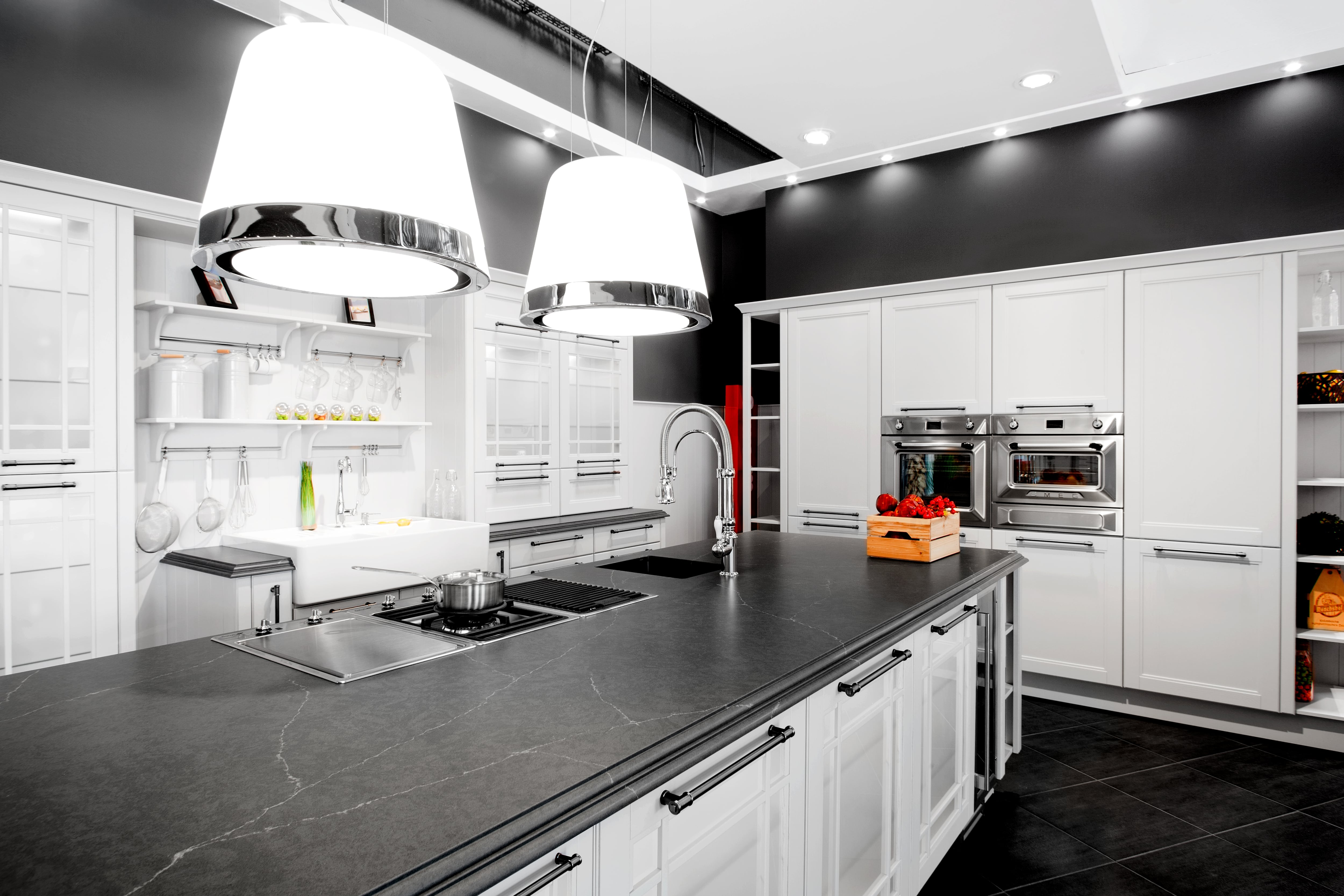 Charcoal Soapstone - Kitchen