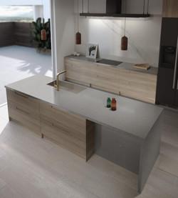 Stellar Grey - kitchen-min