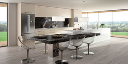 Black Beauty - Kitchen