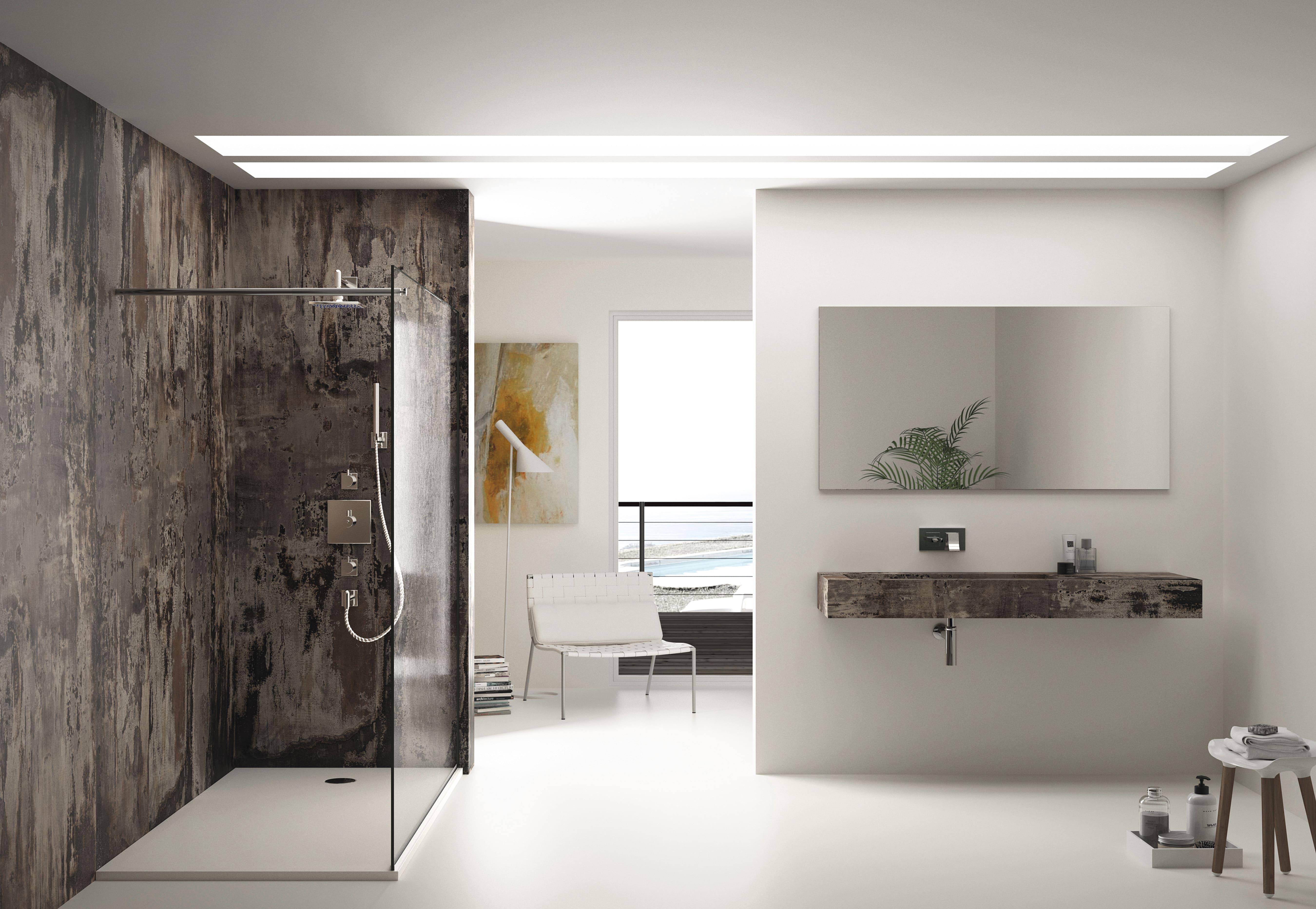 Bathroom - Dekton Trilium