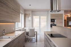 Coral clay - kitchen