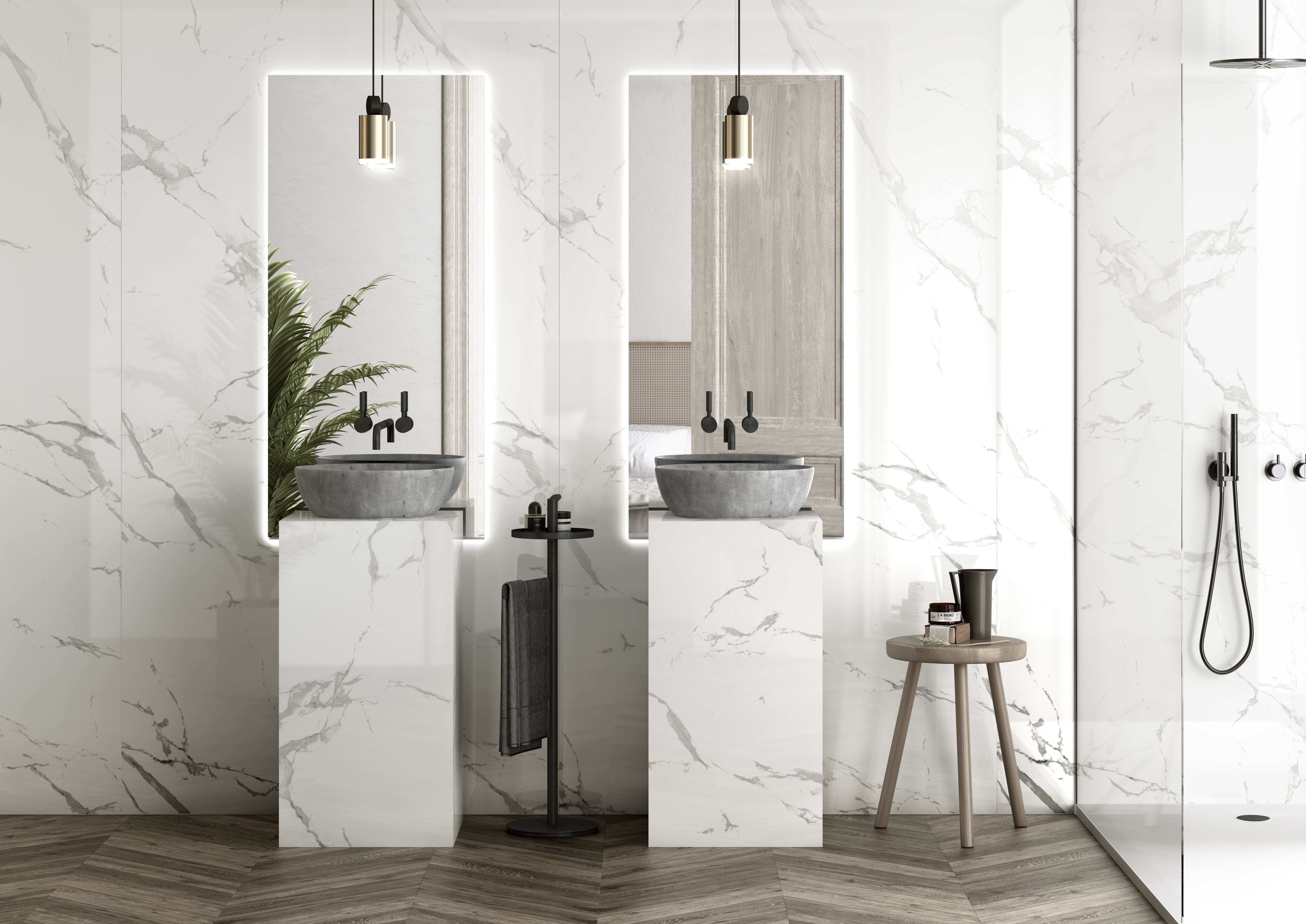 Dekton Bathroom - Natura 18
