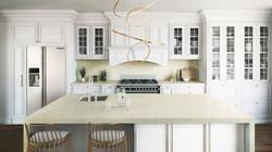 Silken Pearl - Kitchen