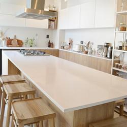 Miami White - Kitchen