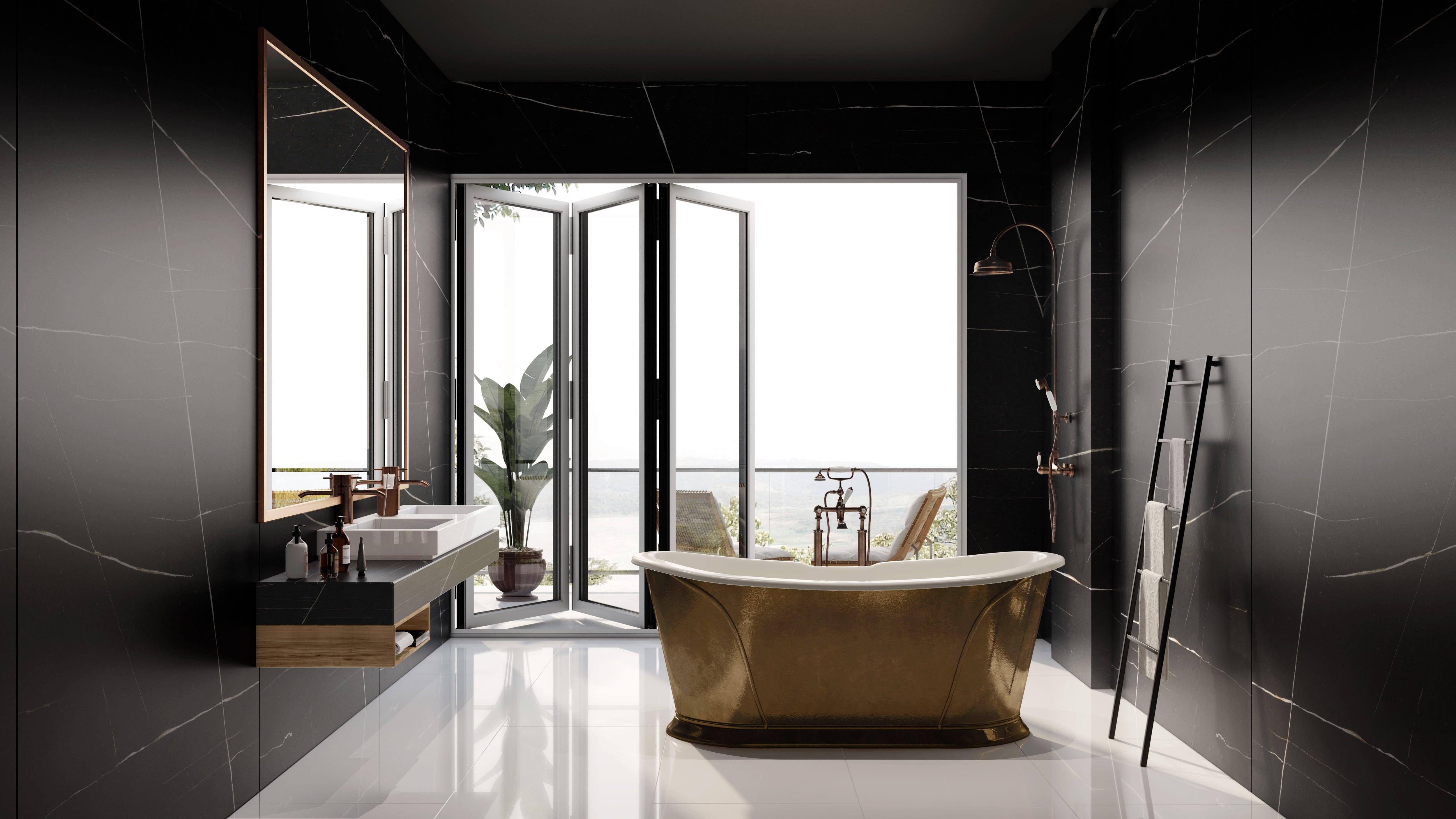 Et. Noir -  Bathroom