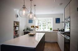 White Storm - Kitchen