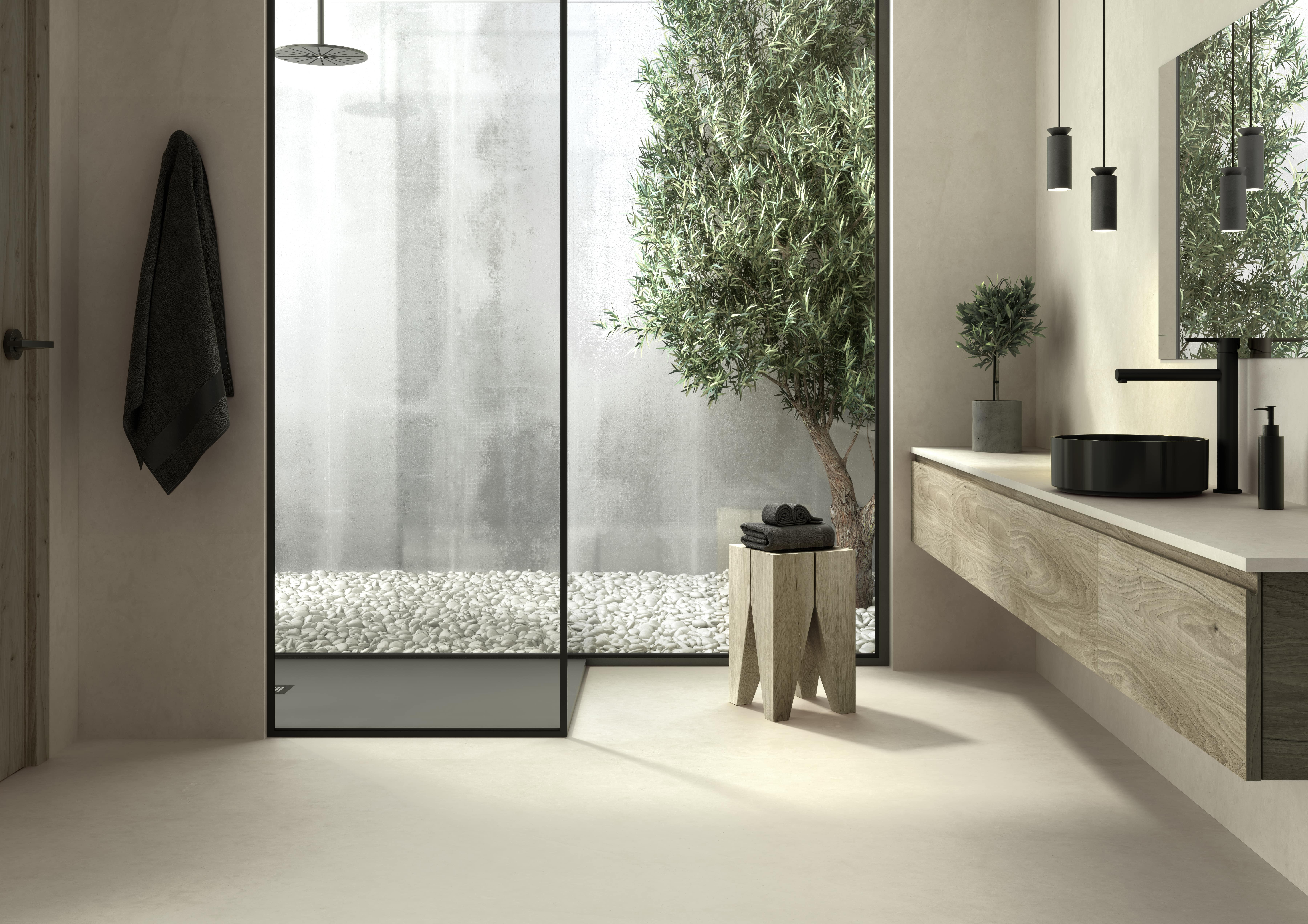 Dekton Sasea - Bathroom